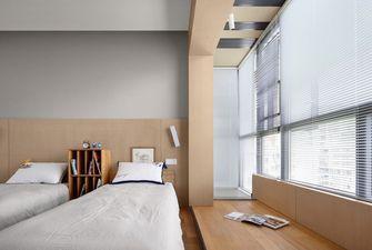 70平米三室一厅现代简约风格儿童房装修图片大全