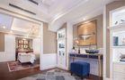 豪华型140平米四室两厅地中海风格梳妆台装修图片大全