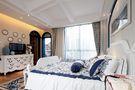20万以上140平米四室三厅地中海风格卧室欣赏图