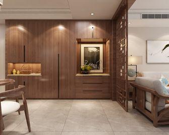 120平米三室两厅中式风格玄关图