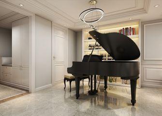 140平米三室两厅美式风格影音室装修效果图