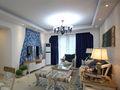 110平米地中海风格客厅沙发装修效果图