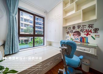 140平米四中式风格儿童房效果图