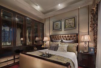 90平米三室两厅英伦风格卧室设计图