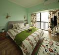 90平米三室两厅英伦风格儿童房图片大全