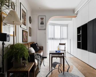 90平米三法式风格客厅装修案例