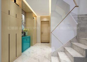 20万以上140平米别墅现代简约风格楼梯装修案例