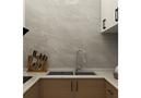 50平米公寓现代简约风格厨房装修效果图