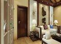 140平米复式东南亚风格玄关装修案例