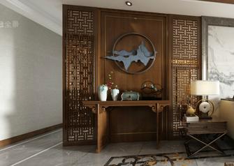 110平米一室一厅中式风格玄关装修案例