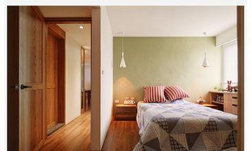 10-15万130平米三室两厅英伦风格卧室设计图