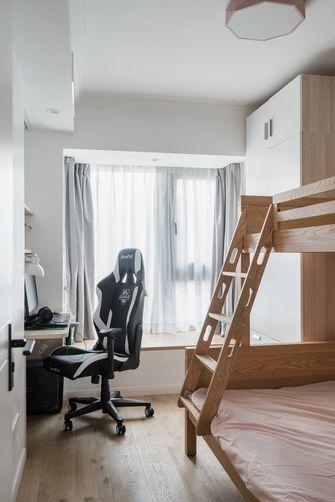经济型100平米北欧风格儿童房图片