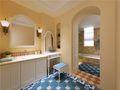 豪华型140平米四室三厅地中海风格梳妆台设计图