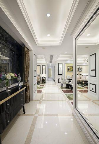 140平米三室一厅欧式风格走廊装修案例