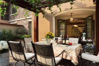 140平米别墅美式风格餐厅欣赏图