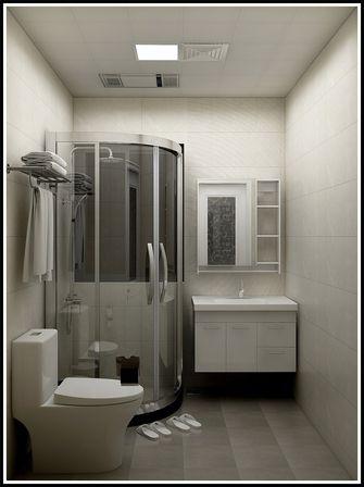 70平米公寓欧式风格卫生间图