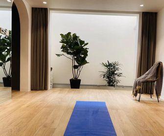 140平米四现代简约风格健身室效果图