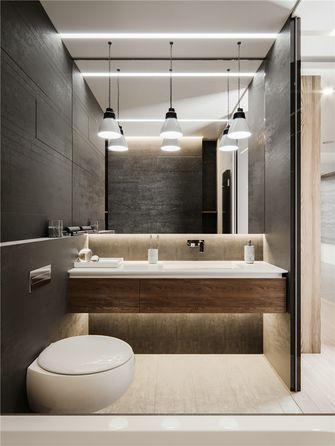 60平米一室一厅欧式风格卫生间装修图片大全