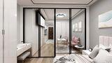 40平米小户型宜家风格卧室图片