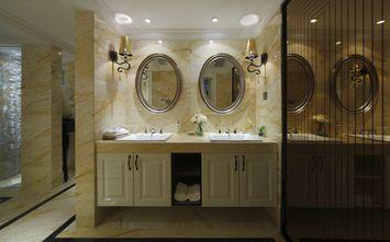 90平米三室两厅新古典风格卫生间效果图