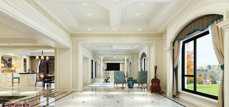 140平米别墅欧式风格阳光房图