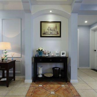 120平米三室一厅东南亚风格客厅图片大全