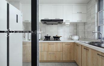 110平米三日式风格厨房欣赏图