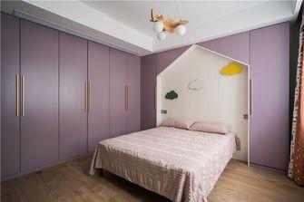 140平米别墅北欧风格儿童房设计图
