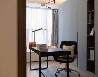 30平米以下超小户型北欧风格书房装修案例