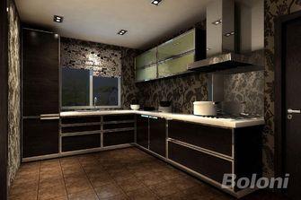 140平米四室两厅新古典风格厨房图片