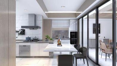 140平米四现代简约风格厨房装修案例