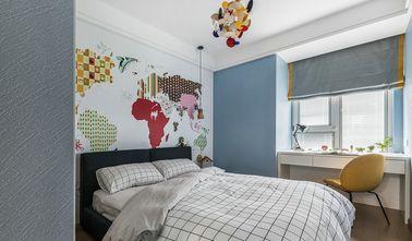 5-10万70平米现代简约风格儿童房装修图片大全