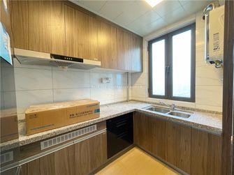 120平米三室两厅法式风格厨房图片大全