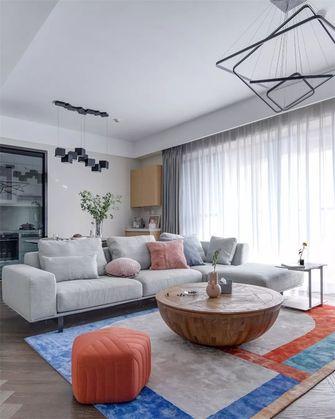 140平米四现代简约风格客厅欣赏图
