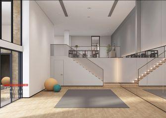 140平米别墅现代简约风格健身室图片大全