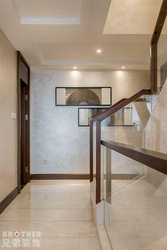 140平米四室四厅东南亚风格玄关图片
