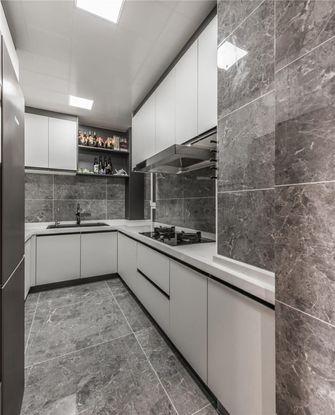 120平米现代简约风格厨房图片大全