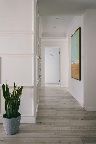 140平米三室两厅欧式风格走廊效果图