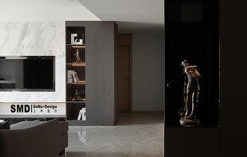 经济型120平米三室两厅现代简约风格客厅欣赏图