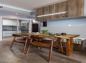 70平米公寓日式风格餐厅效果图