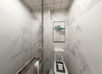 70平米公寓中式风格卫生间图片