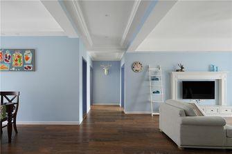 80平米田园风格走廊装修案例