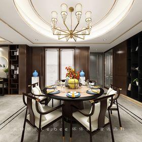 140平米四室兩廳其他風格餐廳裝修效果圖