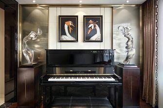 140平米三北欧风格影音室设计图