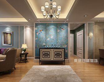 140平米三室两厅现代简约风格玄关装修效果图