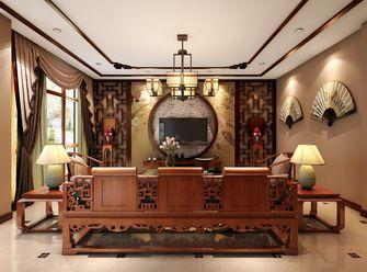 20万以上140平米别墅中式风格客厅图