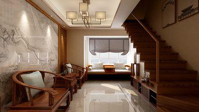 60平米一室两厅中式风格客厅效果图