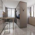 140平米一室四厅现代简约风格厨房装修案例