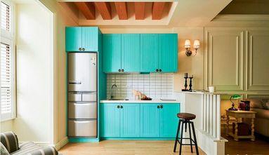 70平米美式风格厨房装修效果图