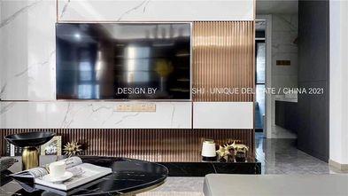 140平米三室三厅宜家风格客厅欣赏图